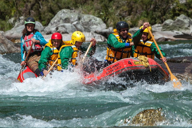 Grey Wilderness Raft 1 Day Tour