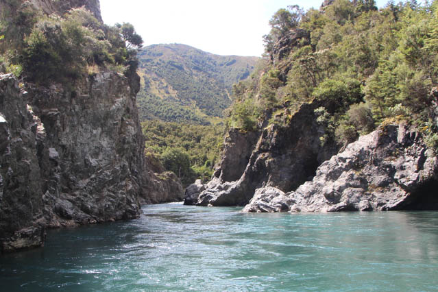 Waiau Wilderness Raft 1 Day Tour